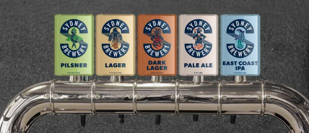 sydney-brewery-our-beer-partner